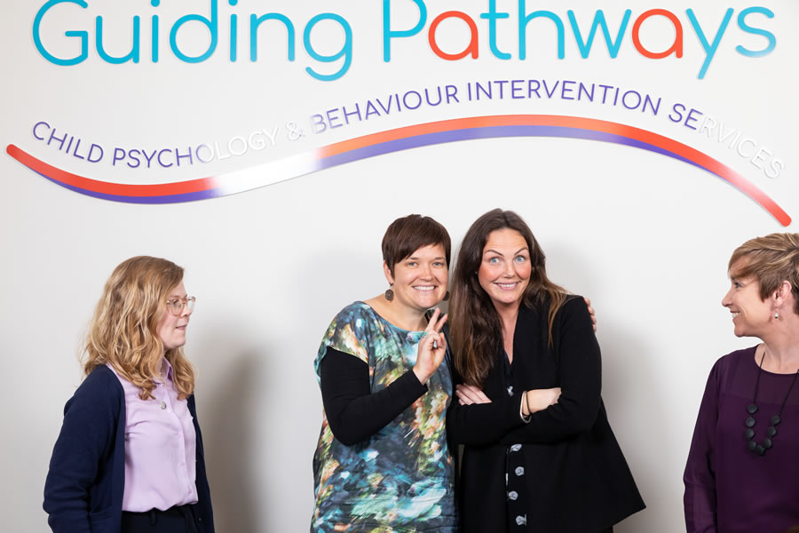 Guiding Pathways friendly and approchable staff