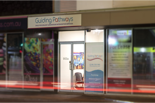 Guiding Pathways location – Clarence Gardens