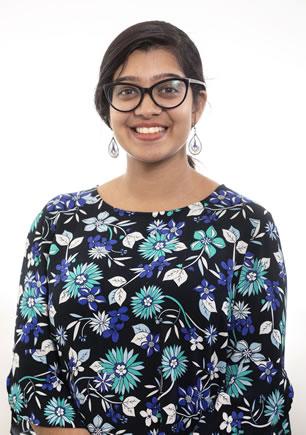 Marissa Menezes - provisional psychologist