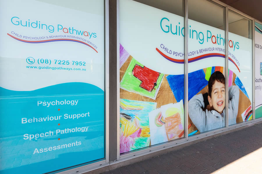 Guiding Pathways street frontage 2